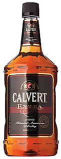 Calvert Extra Blended Whiskey 1.00l